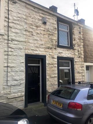 Front of Cotton Street, Padiham, Lancashire BB12