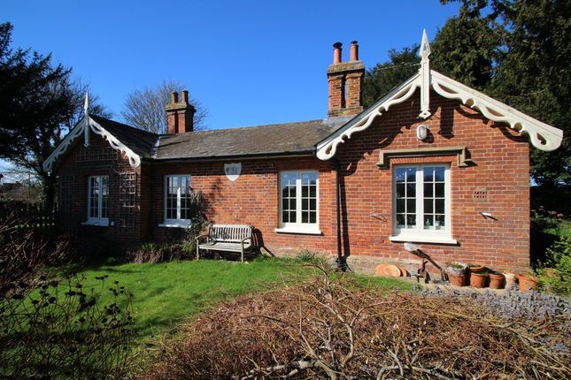 Thumbnail Detached house to rent in Groton, Sudbury, Suffolk