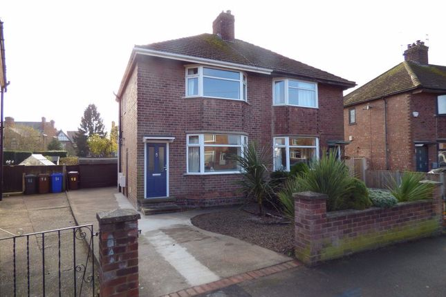 2 bed semi-detached house to rent in Wilmot Street, Long Eaton, Nottingham NG10