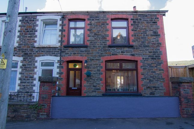Thumbnail Semi-detached house for sale in Hamilton Street, Mountain Ash