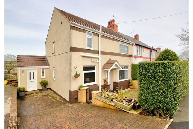 Thumbnail Semi-detached house for sale in The Grove, Totley, Sheffield
