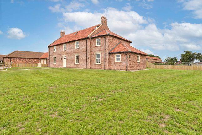 Thumbnail Detached house for sale in Enholmes Farm, Enholmes Lane, Patrington