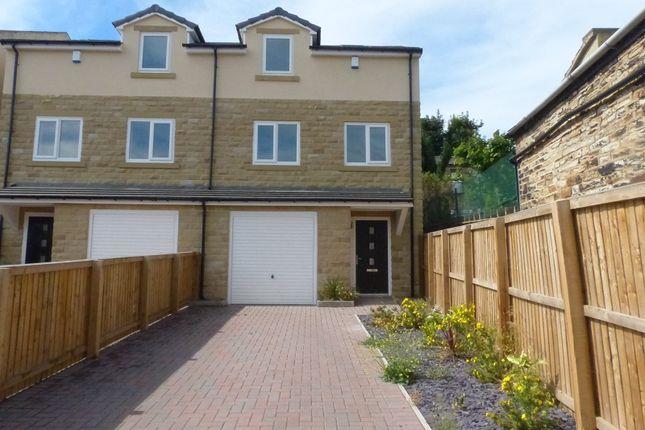 Thumbnail Semi-detached house for sale in Prospect Villas, Cleckheaton, West Yorkshire.