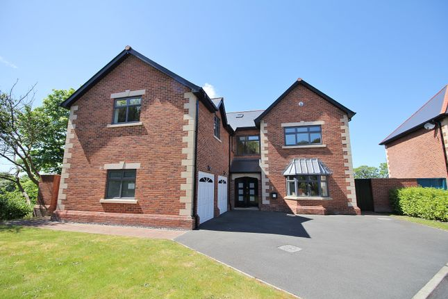 Thumbnail Detached house for sale in Park Lane, Poulton Le Fylde
