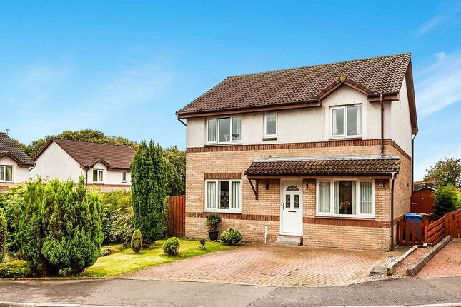 Thumbnail Detached house for sale in Rankin Crescent, Dennyloanhead, Bonnybridge