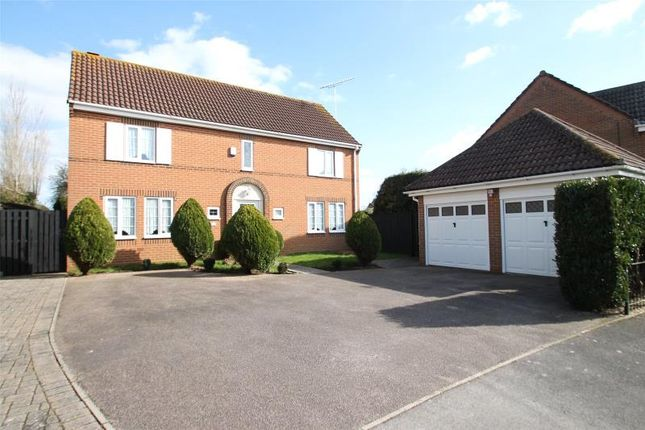 Thumbnail Detached house for sale in Toddington Park, Littlehampton, West Sussex