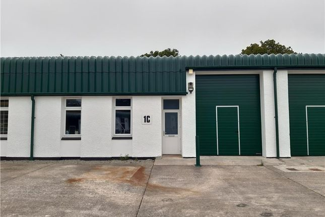 Thumbnail Industrial to let in Unit 1C Grampound Road Industrial Estate, Grampound Road, Truro, Cornwall
