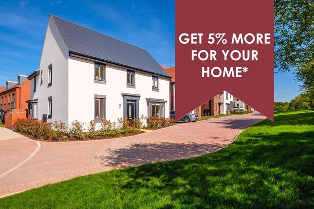 """Thumbnail Detached house for sale in """"Bradgate"""" at Lawley Drive, Lawley, Telford"""