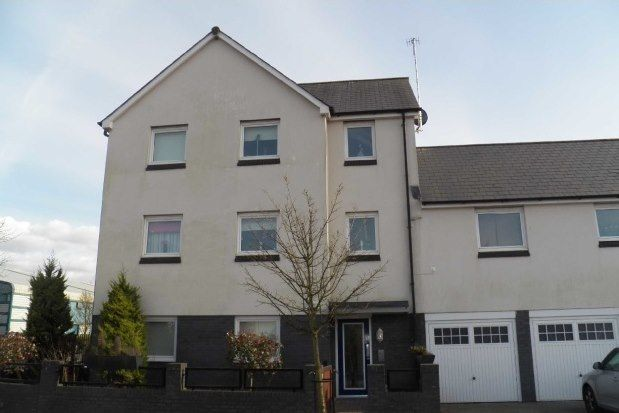 Thumbnail Flat to rent in Naiad Road, Swansea