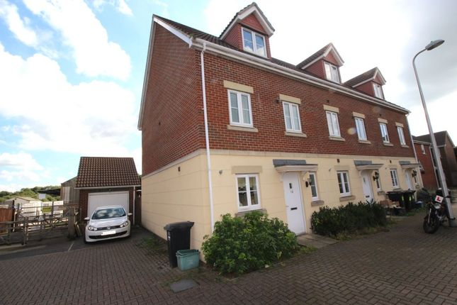 Thumbnail Property for sale in Brunel Way, Yatton, Bristol