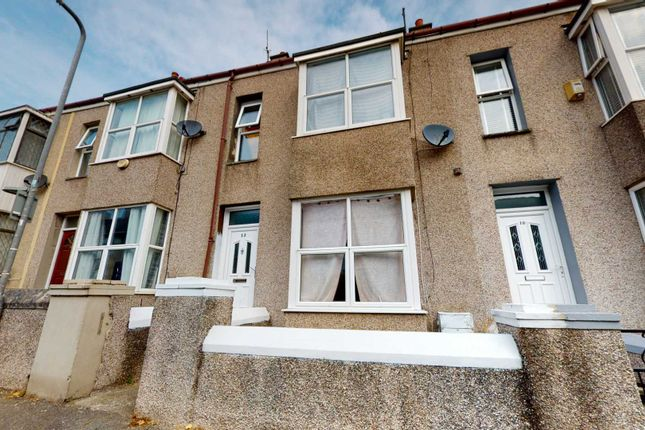 2 bed terraced house for sale in Kings Road, Holyhead LL65