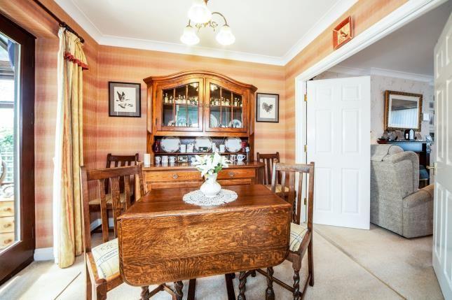 Dining Room of Primet Heights, Colne, Lancashire BB8