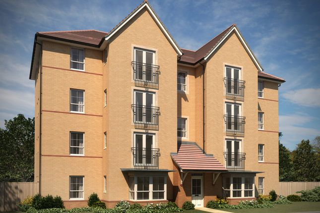 """Thumbnail Flat for sale in """"Foxton"""" at Firfield Road, Blakelaw, Newcastle Upon Tyne, Newcastle Upon Tyne"""