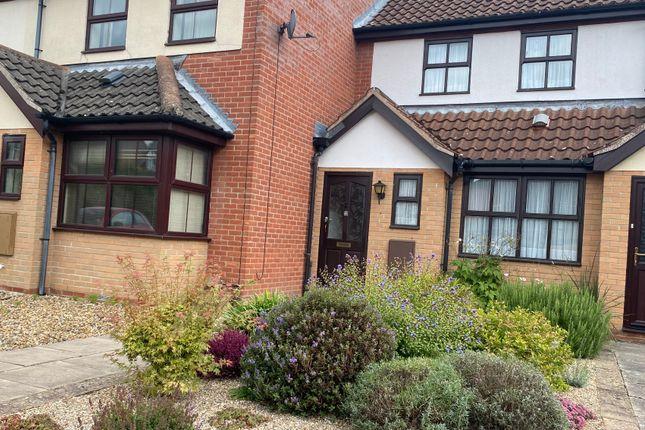 2 bed terraced house for sale in Massey Court, Fakenham NR21