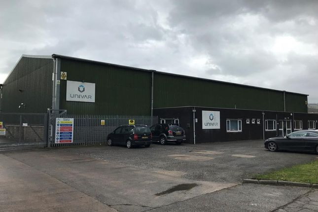Thumbnail Light industrial for sale in Unit 9, Pantglas Industrial Estate, Bedwas, Caerphilly