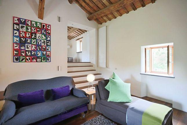 Poderetto Gubbio Sitting Room