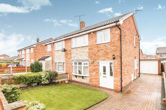 3 bed semi-detached house for sale in Melford Drive, Doncaster