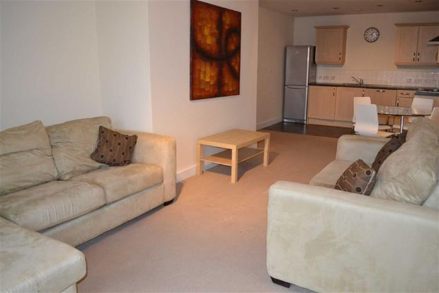 Thumbnail Flat for sale in Tower Court, London Road, Newcastle, Staffs