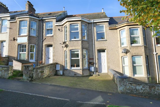Thumbnail Flat for sale in St. Georges Road, Newquay