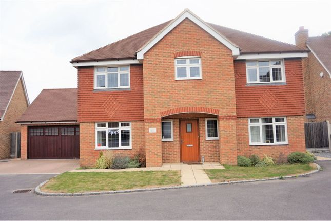 Thumbnail Detached house for sale in Sheldon Heights, Gravesend