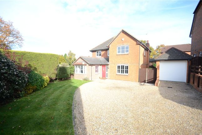 Thumbnail Detached house for sale in Chaffinch Close, Tilehurst, Reading