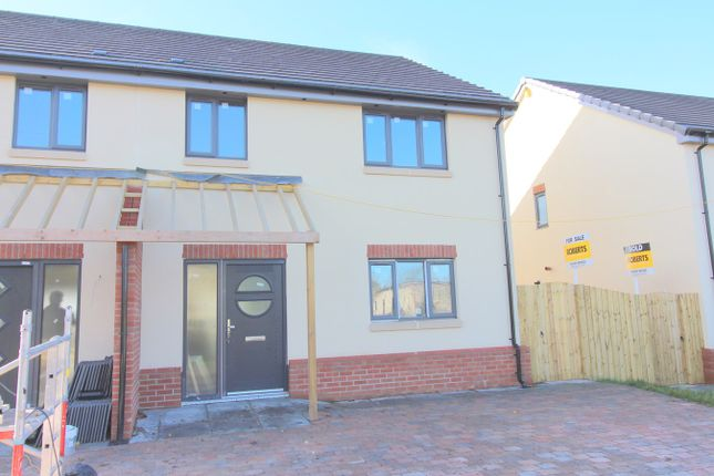 Thumbnail Semi-detached house for sale in Ifton Manor Farm, Rogiet, Caldicot
