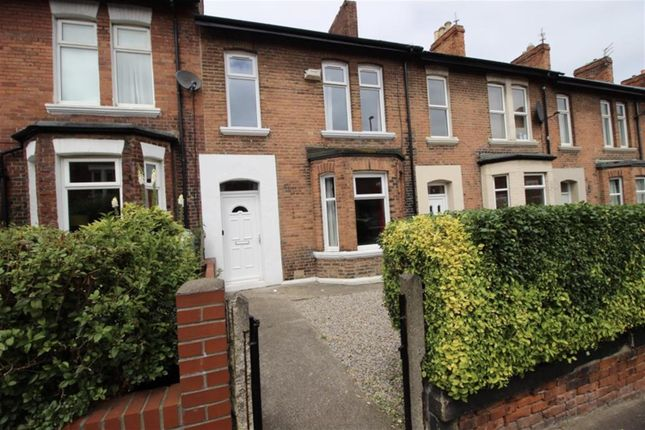 Thumbnail Terraced house to rent in Meldon Terrace, Heaton, Newcastle Upon Tyne