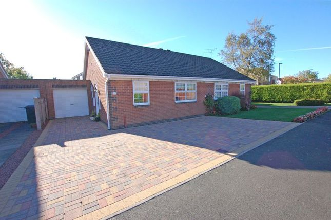 Thumbnail Bungalow to rent in Paddock Hill, Ponteland, Newcastle Upon Tyne