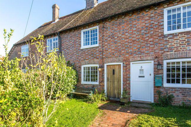 Thumbnail Terraced house for sale in Wellers Town Road, Chiddingstone, Edenbridge