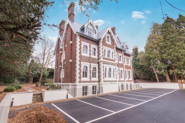 Thumbnail Flat to rent in Victoria Villas, Calverley Street, Tunbridge Wells