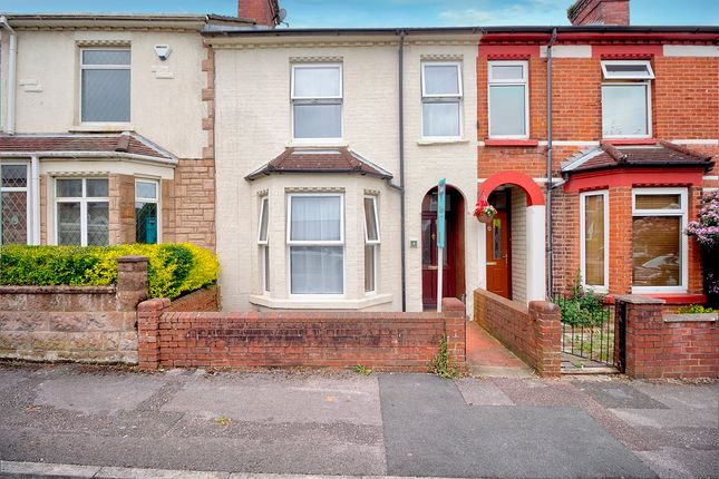 Thumbnail Terraced house for sale in Marchwood Road, Southampton
