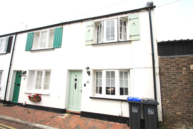 Thumbnail Cottage to rent in Western Row, Worthing