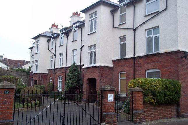 Thumbnail Flat to rent in Wisborough Road, Southsea