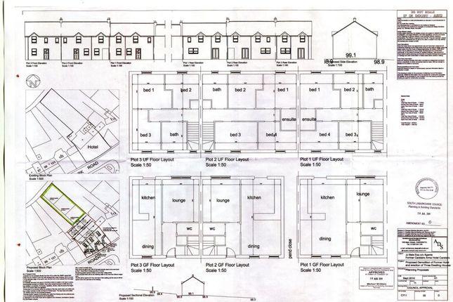Thumbnail Land for sale in Lanark Road, Carstairs, Lanark