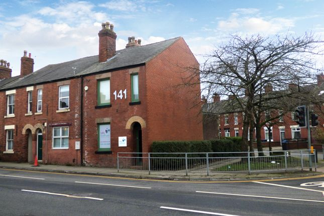 Thumbnail Office for sale in Stockport Road, Marple