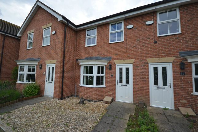 Thumbnail Terraced house to rent in Captains Close, Goole