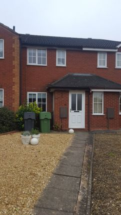 Thumbnail Terraced house to rent in Abbey Close, Bromsgrove