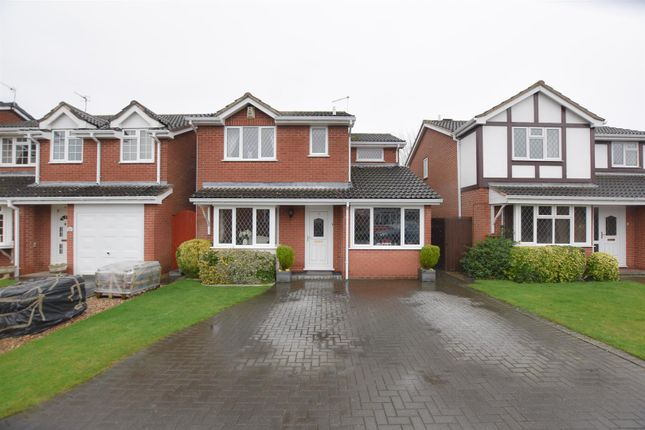 Thumbnail Property for sale in Cooper Gardens, Oadby, Leicester