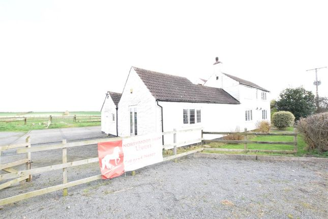 Thumbnail Detached house for sale in North Moor Road, Scotter, Gainsborough