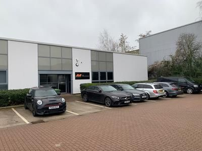 Thumbnail Office to let in Centre Court, Unit 7, Meridian North, Leicester, Leicestershire