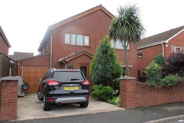 Thumbnail Detached house for sale in Sitwell Way, Port Talbot, Neath Port Talbot.