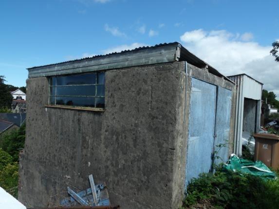 Garage of High Street, Penygroes, Caernarfon, Gwynedd LL54
