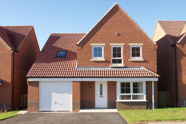 "Thumbnail Detached house for sale in ""Harrogate"" at Green Lane, Yarm"