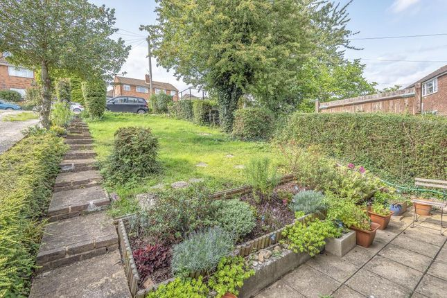Front Garden With Parking For One Vehicle
