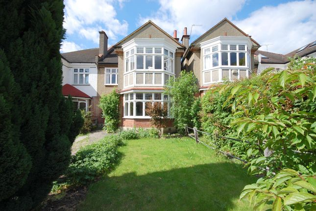 Thumbnail Property to rent in Woodbourne Avenue, London