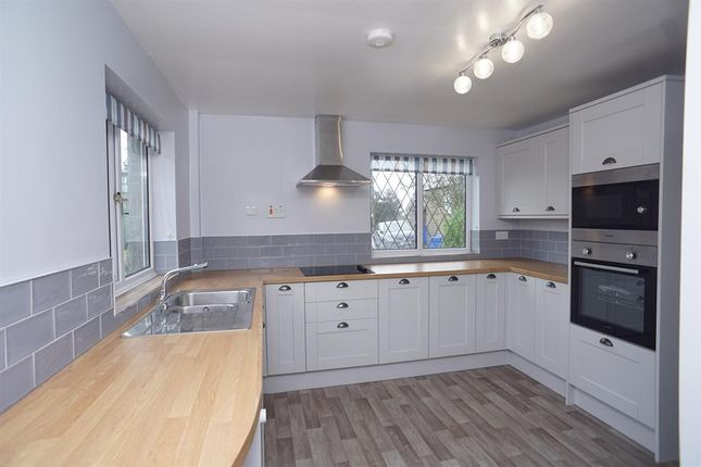 Thumbnail 3 bed detached bungalow to rent in Hilltop Road, Dungworth