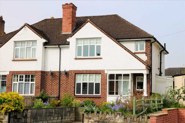 Thumbnail Semi-detached house for sale in Camp Road, Blenheim, Ross-On-Wye