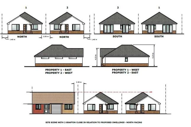 Thumbnail Bungalow for sale in Manor Road, Rustington