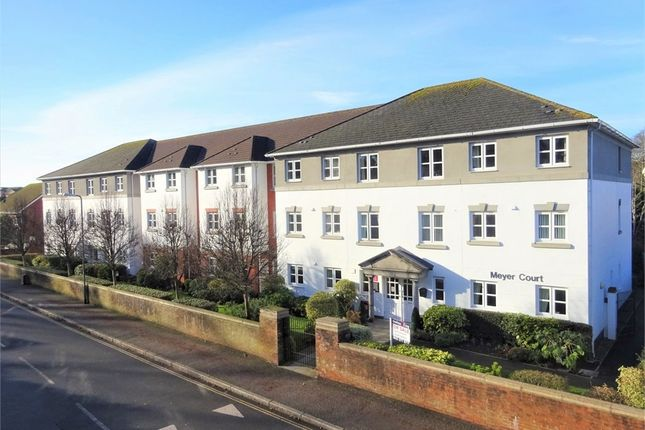 Thumbnail Flat to rent in Meyer Court, Butts Road, Exeter, Devon