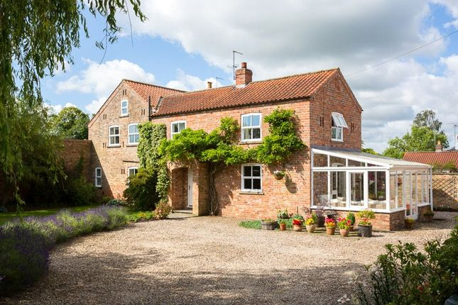 Detached house for sale in Everingham, York, East Yorkshire